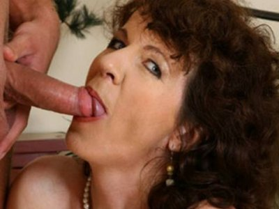 Horny MILF begs for more fucking