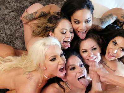 Line Up Ladies!