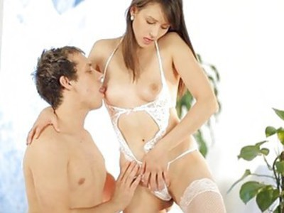 Wicked babes oral drives stud to pound her harder