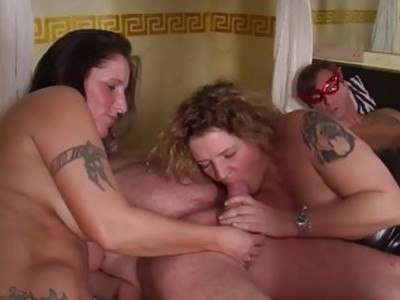 MMV FILMS Fat Amateur Foursome